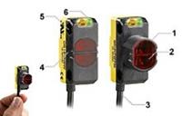 美国Banner 光电传感器 QS18