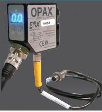 美国EMX 不透明度传感器 OPAX-1000