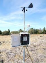 美国NovaLynx 110-WS-25 模块化气象站-110-WS-25