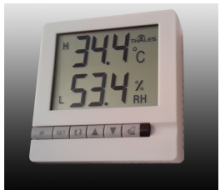 TS-FTWI5Y壁挂式带显示数字信号温湿度传感器-TS-FTWI5Y型