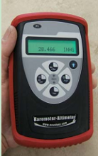 美国NovaLynx 手持式数字气压计-高度计-230-M202