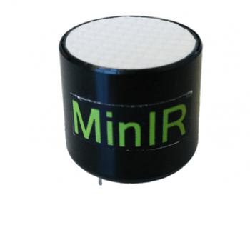 英国GSS 4系大量程红外二氧化碳传感器 (NDIR CO2 传感器)-MINIR