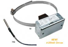 专业温度传感器 –管夹安装- TBAB0-TBAB0