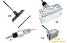 浸入式温度传感器 –L入口- 2-1/2in 探头-TIGA0B0