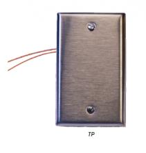 壁挂式温度传感器 –标准-TPB0