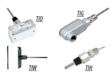 浸入式温度传感器 –管道- 2-1/2in 探头-TIDA0B0