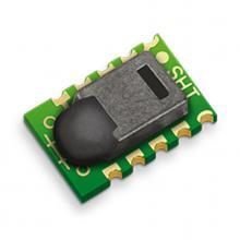 瑞士Sensirion 数字湿度传感器-SHT10