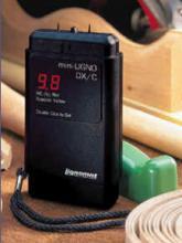 针式含水率测量分析仪-mini-Ligno DX/C