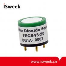 日本figaro 电化学式二氧化硫传感器 高灵敏度防漏液线性输出 -FECS43-20-SO2