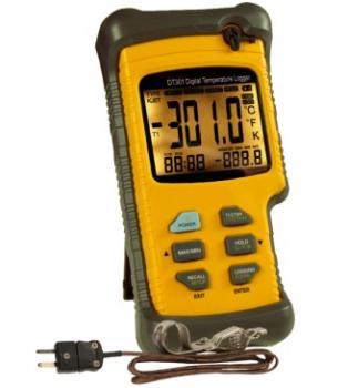 数字温度检测仪-DT301/DT302/DT304