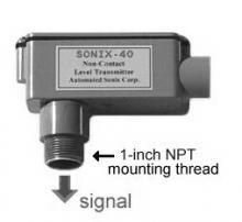美国Automated 超声波液位传感器-Sonix-40 and 50