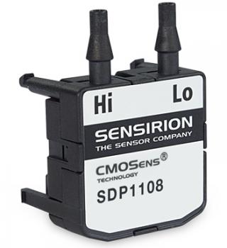 微差压传感器-SDPx108系列