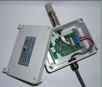 美国NovaLynx 湿度和温度发射器-225-RHP系列